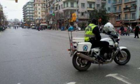 Κυκλοφοριακές ρυθμίσεις το Σαββατοκύριακο στη Θεσσαλονίκη λόγω Λαμπαδηδρομίας
