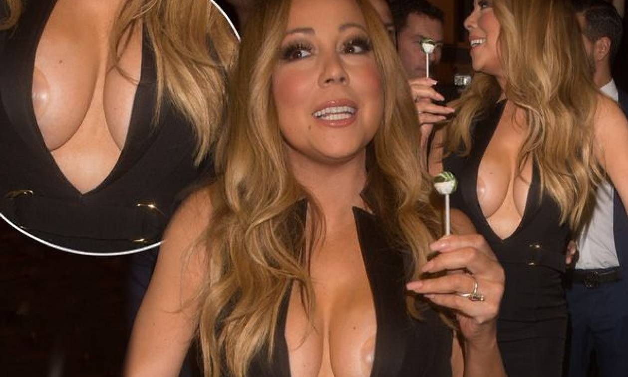 Mariah Carey's Tits Are Unbelievable
