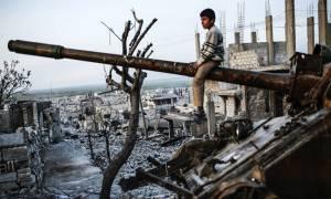 Από μια «κλωστή» η εκεχειρία στη Συρία