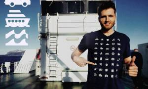 Δες το T-shirt – οδηγό που θα σε βοηθήσει να συνεννοηθείς στο ταξίδι!