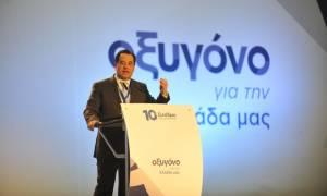 Συνέδριο ΝΔ - Άδωνις: Κλέωνας της σύγχρονης πολιτικής ο Τσίπρας