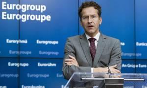 Ντάισελμπλουμ: Η Ελλάδα πρέπει να περάσει μέτρα για να κλείσει η αξιολόγηση