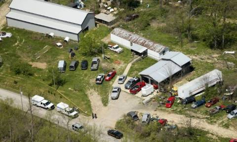 Θρίλερ με το μακελειό στο Οχάιο - Οι αρχές ανακρίνουν τριάντα άτομα