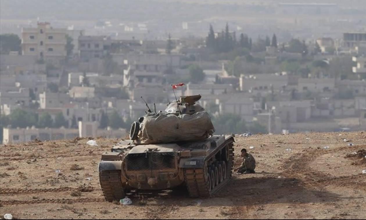 Δυναμιτίζεται η ατμόσφαιρα - Ρουκέτα από τη Συρία έπληξε στόχο εντός Τουρκίας