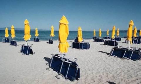 Παράταση για έναν χρόνο πήρε η χρήση αιγιαλού και παραλίας από τους Δήμους