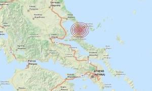 Σεισμός 3,2 Ρίχτερ δυτικά της Σκιάθου