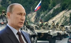 Ο Πούτιν «εισβάλλει» στην Ελλάδα και στην Ευρώπη
