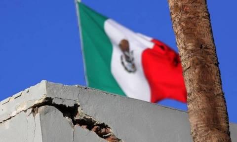 Σεισμός μεγέθους 5,6 Ρίχτερ στο Μεξικό