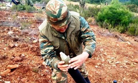 Επιχειρησιακή εκπαίδευση της 79 ΑΔΤΕ σε βαρέα οπλα πεζικού(pics)