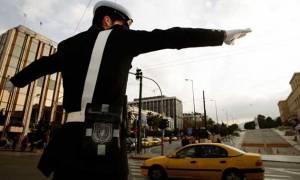 Αττική: Κυκλοφοριακές ρυθμίσεις την Μ. Τρίτη και Την Μ. Τετάρτη λόγω Ολυμπιακής Λαμπαδηδρομίας