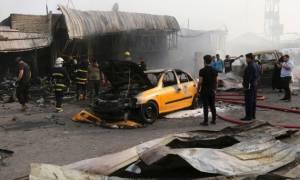 Νέο μακελειό στη Βαγδάτη - Εξερράγη παγιδευμένο όχημα