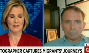 Ο Γιάννης Μπεχράκης στο CNN