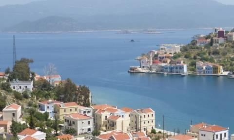 Τα υποβρύχια «Αμφιτρίτη» και «Τρίτων» αναδύθηκαν στο Καστελόριζο (pics)