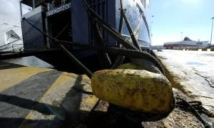 Απεργία ΠΝΟ: Δεμένα τα πλοία στα λιμάνια στις 8 Μαΐου