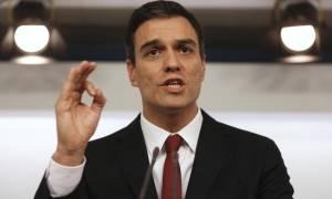 Ισπανία: Ύστατη προσπάθεια για τον σχηματισμό κυβέρνησης