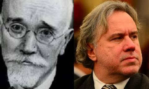 Την ψώνισαν στην κυβέρνηση: Ο Κατρούγκαλος παρομοίασε τον εαυτό του με τον Ελ. Βενιζέλο