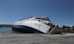 Το ΝΑΤ είχε προειδοποιήσει ότι το πλοίο «Παναγία Τήνου» είχε πάρει κλίση