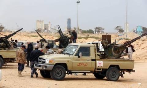 Η Ιταλία θα εκπαιδεύσει τις ειδικές δυνάμεις της Λιβύης