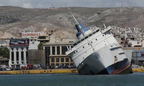 «Παναγία Τήνου»: Σταθεροποιήθηκε το πλοίο - Έρευνα στα ύφαλά του