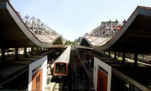 Αναρχικοί ανέλαβαν την ευθύνη για την επίθεση στο σταθμό του ΗΣΑΠ στα Πετράλωνα