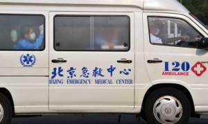 Ασθενοφόρα με... ταξίμετρα στο Πεκίνο!