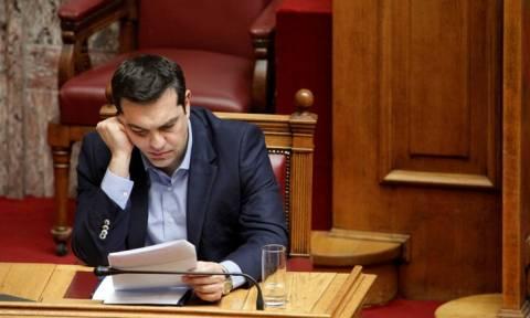 WSJ: Παράδοση ή εκλογές οι επιλογές του Τσίπρα - Προς στάση πληρωμών η Ελλάδα