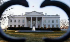 ΗΠΑ: Συναγερμός στον Λευκό Οίκο για δεύτερη μέρα