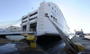 Δεμένα τα πλοία στα λιμάνια στις 8 Μαΐου