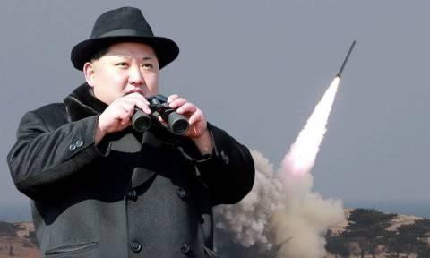 Νέα αποτυχημένη δοκιμή βαλλιστικού πυραύλου από τη Βόρεια Κορέα (Vid)
