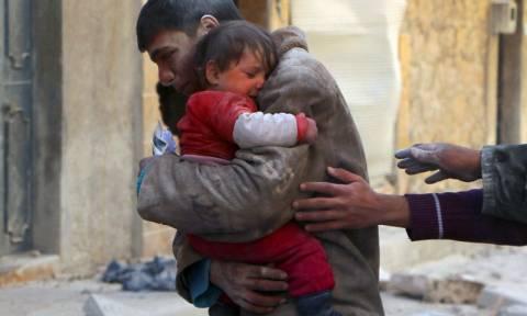 Συρία: Βομβαρδισμός με 20 νεκρούς, ανάμεσά τους τρία παιδιά και ο τελευταίος παιδίατρος του Χαλεπίου