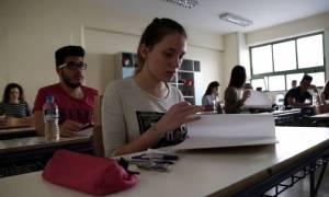 Πανελλαδικές εξετάσεις 2016: Διευκρίνιση του υπ. Παιδείας για τις απουσίες των μαθητών
