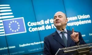 Μοσκοβισί: Η Ελλάδα δεν χρειάζεται νέα λεπτομερή δέσμη μέτρων