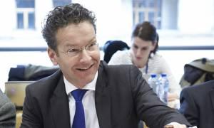 Ντάισελμπλουμ: Πρέπει να υπάρξει συμφωνία με την Ελλάδα σε δύο εβδομάδες
