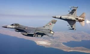 «Σουρωτήρι» το Αιγαίο - 29 παραβιάσεις από τουρκικά μαχητικά
