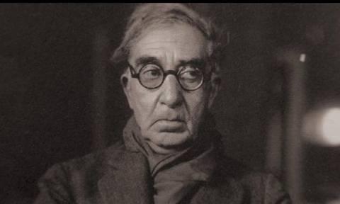 Σαν σήμερα το 1933 πέθανε ο Κωνσταντίνος Καβάφης