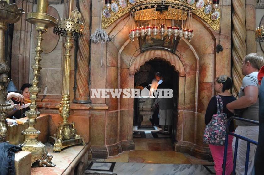 Πάσχα 2016: Ο Τάφος Του Χριστού σημείο αναφοράς της ανθρωπότητας