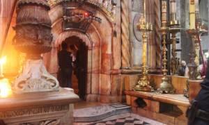 Πάσχα 2016: Το Newsbomb.gr στα Ιεροσόλυμα - Ο Τάφος Του Χριστού σημείο αναφοράς της ανθρωπότητας