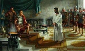 Οι δίκες-παρωδία που οδήγησαν τον Ιησού στον Σταυρό