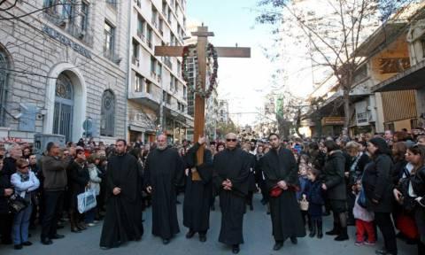 ΠΡΟΣΟΧΗ! Ποιοι δρόμοι θα κλείσουν σήμερα στη Θεσσαλονίκη για τον Επιτάφιο