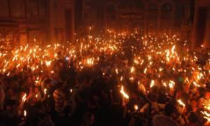 Πάσχα 2016: Στα Ιεροσόλυμα αύριο η ελληνική αντιπροσωπεία για την Τελετή Αφής του Αγίου Φωτός