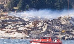 Συντριβή ελικοπτέρου Νορβηγία: Εντοπίστηκαν νεκροί επιβάτες