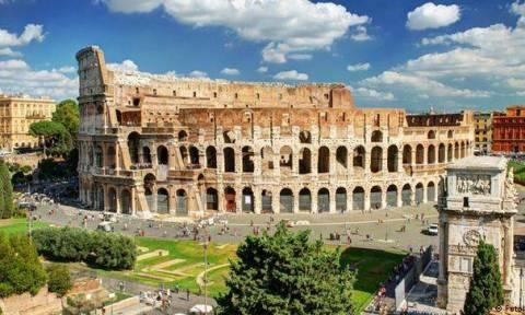 Το Κολοσσαίο θα λάμψει και πάλι στη Ρώμη