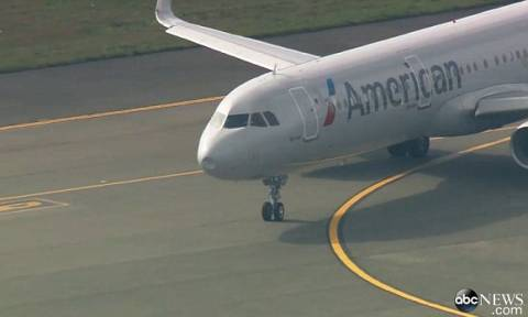 Τρόμος στον αέρα: Αεροσκάφος «χτυπήθηκε» από σμήμος πουλιών (pics+vid)