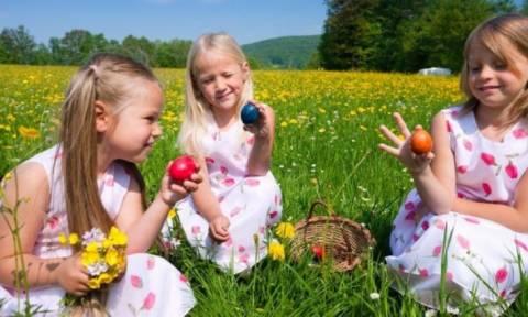 Πάσχα 2016: Συμβουλές για την πρόληψη παιδικών ατυχημάτων της ημέρες της Λαμπρής