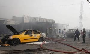 Βομβιστική επίθεση στην Βαγδάτη με παγιδευμένο αυτοκίνητο