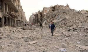 Συρία: «Κόσκινο» από τις βόμβες το Χαλέπι - Εκατοντάδες νεκροί