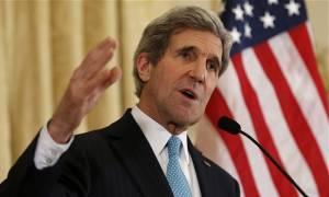 Στην Ελβετία ο Αμερικανός ΥΠΕΞ για την κατάπαυση του πυρός στη Συρία