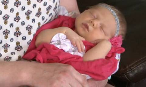 Απίστευτο: Μία οικογένεια απέκτησε κορίτσι μετά από 102 χρόνια