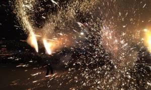 Πάσχα 2016 – Αγρίνιο: Εντυπωσιακές εικόνες από τα Χαλκούνια (pics)
