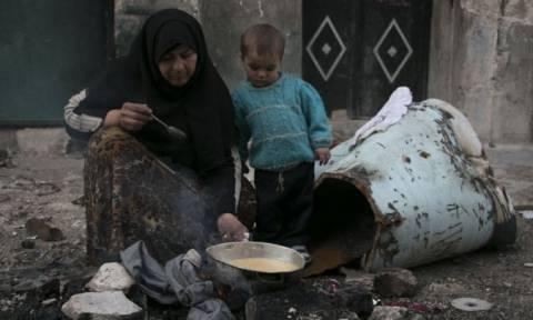 Στοιχεία-σοκ του ΟΗΕ: 8 στους 10 Σύρους πολίτες ζουν κάτω από το όριο της φτώχειας